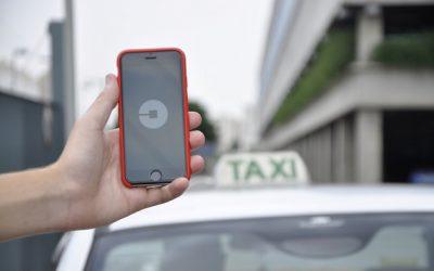 Tecnologías de la información: Uber ¿Aplicación o medio de transporte?